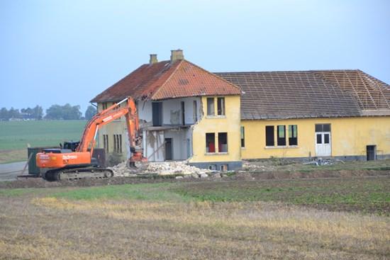 pris nedrivning hus